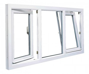 tilt & turn glazed windows